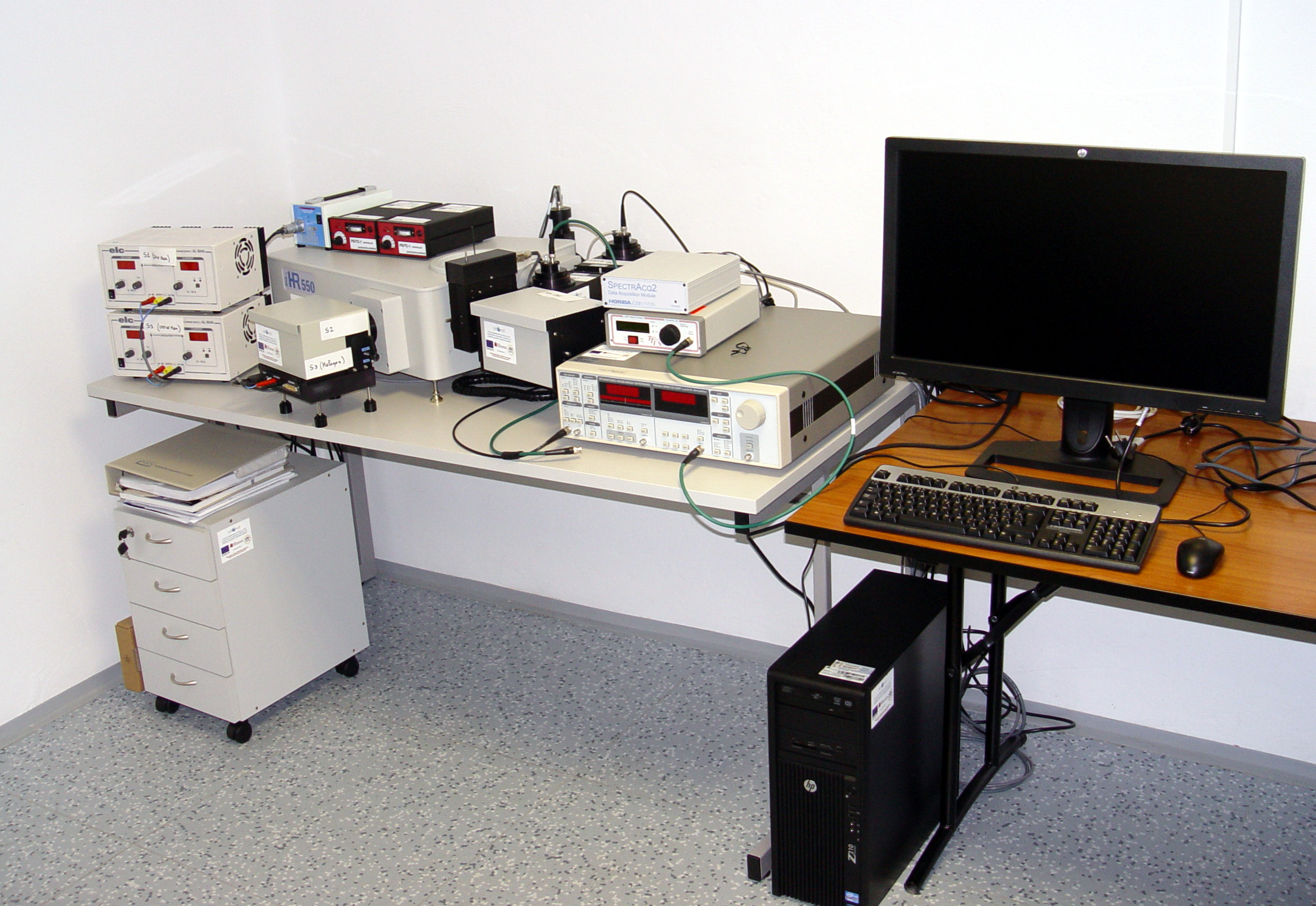 Opt-spectrometer