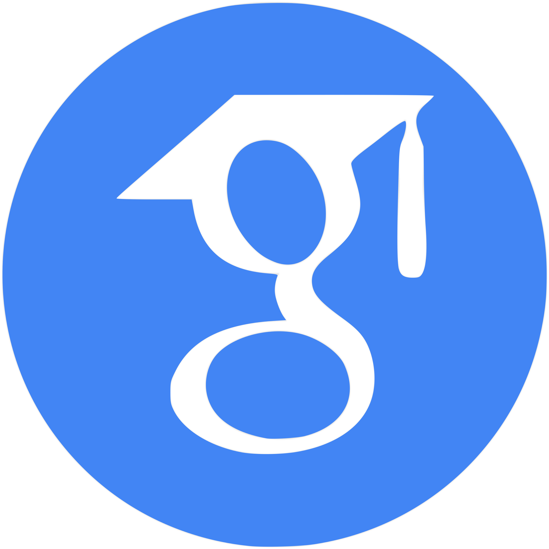 Google Scholar ID icon