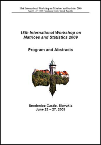 IWMS 2009 zborník