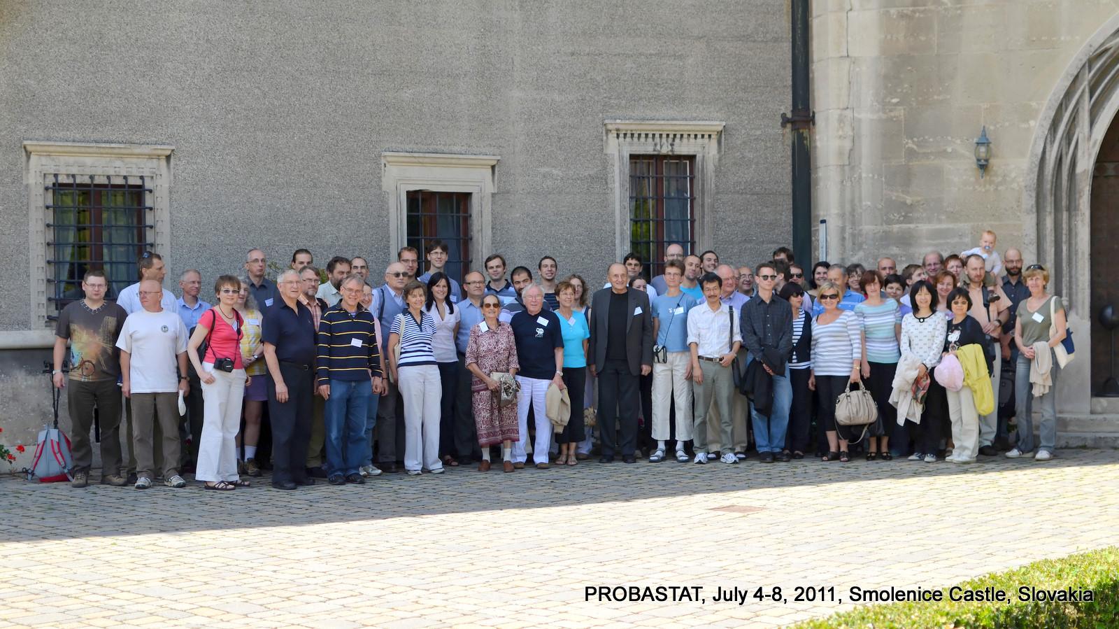 ProbaStat 2011 - účastníci